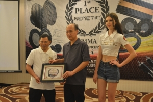 GENETIC APPRECIATION TO MASTER INSTALLER INDONESIA